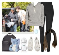 """""""Morning in L.A. with Louis, Freddie and Oli. -----> *Cynthia."""" by imaginegirlsdsos ❤ liked on Polyvore featuring Topshop, adidas, adidas Originals and Old Navy"""