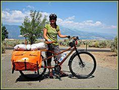 Bike Camping at Washoe Lake State Park: Carson City, Nevada