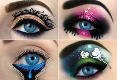 maquiagem artistica
