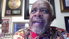 Larry Dodson, songwriter, Producer & lead vocalist w/the Funk group The ... Larry, Interview, Singer, Group, Youtube, Youtubers, Youtube Movies, Singers