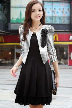 Maravillosos vestidos de moda elegantes | Vestidos elegantes, moda y tendencias