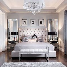 Unique bedroom conce