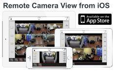 iCamViewer: CCTV Camera, IP Camera, & Security Camera Live Cam Viewer dans l'App Store