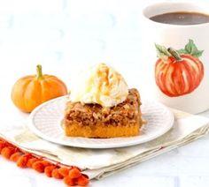 Pumpkin Spice Dump Cake Recipe! {Easy Fall Dessert} - The Frugal Girls