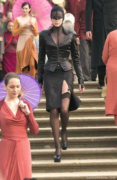 movie Charlize theron pantyhose