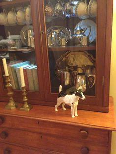 My new doggy. #royaldoulton