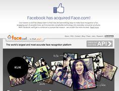 """Evoluir em dispositivos móveis parece ser a prioridade máxima do Facebook, que anunciou a aquisição da Face.com, produtora de um app com tecnologia de reconhecimento facial para marcar amigos em fotos na rede social. """"Como nossos amigos do Facebook, nós também pensamos que a mobilidade é parte crítica na vida das pessoas"""", disse o CEO da Face. No IDG Now! ♦ por Silvia Bassi ♦ via ClipLink ♦ http://cliplink.com.br/6772"""