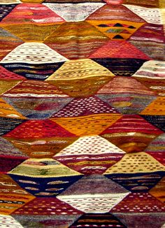 Marrocan piece of carpet