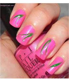 cute nail designs for spring Nail Designs 2014, Hot Nail Designs, French Nail Designs, Nail Designs Spring, Nail Polish Designs, Beautiful Nail Designs, Simple Nail Designs, Acrylic Nail Designs, Spring Design