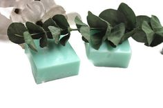 Mint Soap Cucumber Melon Soap Rosemary Mint by BailaDesignsCo Organic Bar Soap, Stocking Stuffers For Women, Mermaid Birthday, Mint Chocolate, Handmade Soaps, Peppermint, Cucumber, Vanilla, Party