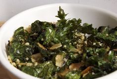 Heidi Swansons Super Natural Kale Salad with Coconut