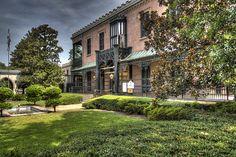 Green-Meldrim House by Rob Brimer, via Flickr