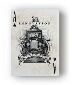 Innovation Playing Cards by Jody Eklund by Jody Eklund — Kickstarter