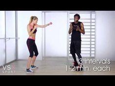 Victoria's Secret Sexiest Arms Workout