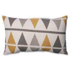 Mercury Row Acree Birch Cotton Lumbar Pillow