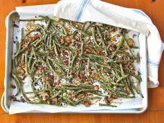 Gojee - Classic Green Bean Casserole Redux by The Wimpy Vegetarian