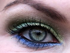 ... noch ein Make up Blog ...: AMU 12. Februar 2013
