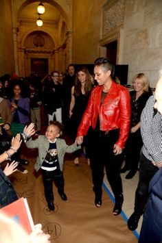 alicia keys and her son