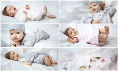N'aww newborns in the the H&M Campaign
