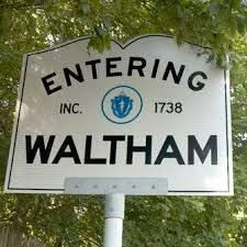 Image Result For Entering Massachusetts Town Signs Waltham
