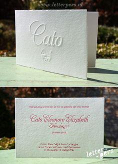 letterpers_letterpress_Cato_geboortekaartje_kinderwagen_relief