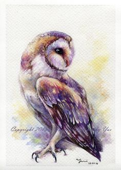 Reserved for Kathasmeltz _The Barn Owl by WaysideBoutique on Etsy