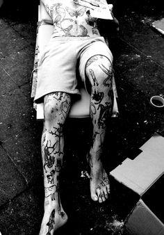 Stéphane Devidal's body