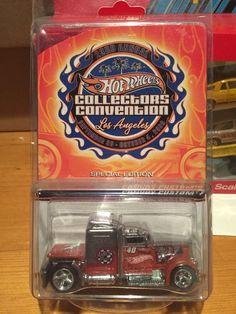 2009 23rd Annual Hot Wheels Convention Convoy Custom Dinner Souvenir car Nice! #HotWheels