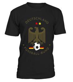 German Football Team Jersey TShirt for Germany Soccer Fans
