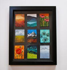 artist trading cards, ATC's