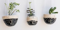 A Pottery Workshop | Make Your Own Hanging Planter
