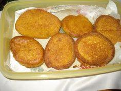 Receta Tortas de Camaron