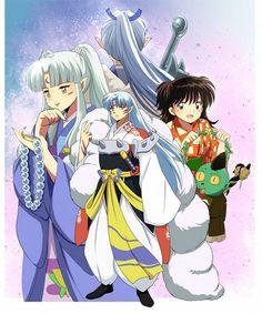 Sesshomaru's Family