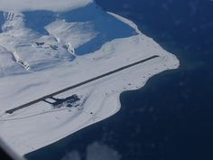 Svalbard Airport: the northernmost commercial airport in the world