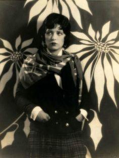 Clara Bow, photo by Eugene Robert Richee, 1928.