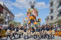 """Carnevale di Putignano 2016 """"la diversità"""" by Tina Casulli"""