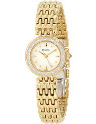 Bulova Women's 98R148 Diamond Petite Classic Watch by Bulova $149.99Prime FREE Shipping on eligible orders Show only Bulova items 4.5 out of 5 stars 26