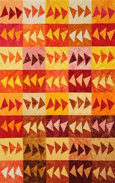 This pattern was designed by Bradley and Judy Niemeyer to teach you the techniques you will need to successfully complete the foundation paper piecing necessary to make both of the quilts on the cover