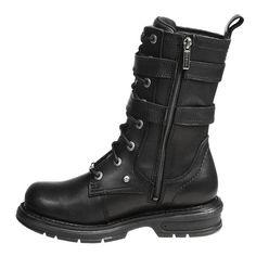 Harley-Davidson Bonita Motorcycle Boots - Leather (For Women)