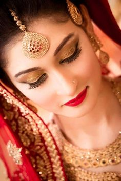 Maya R Mehta - Makeup and hair