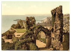 [The castle, Hastings, England] | Library of Congress