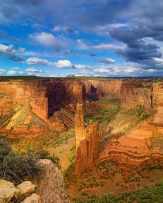 Canyon de Chelly in Chinle, Arizona       Went here as a child once; beautiful; would love to go back sometime
