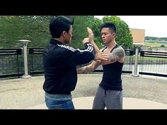 Wing Chun Lop Sao Drill and Applications - YouTube