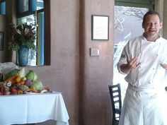 Chef Matt Yohalem of Il Piatto in Santa Fe is passionate about his food and it shows in every dish.