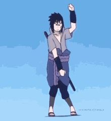 The perfect Sasuke Anime Naruto Animated GIF for your conversation. Discover and Share the best GIFs on Tenor. Naruto Gif, Naruto Kakashi, Naruto Cute, Naruto Gaiden, Gaara, Naruto Uzumaki Shippuden, Funny Naruto Memes, Naruto Pictures, Naruto Characters