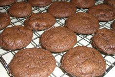Espresso Double-Chocolate Chip Cookies