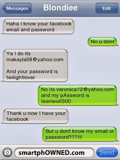 Funny Texts #106 ~ Web Babbler