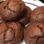 Healthy Chocolate Banana Muffins - 21 Day Fix Approved - Adventures of a Shrinking Princess
