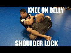 Knee on Belly   Shoulder Lock with Professor Kris Kim, Seoul, Korea   Grappling HUB