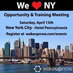 Work from home. Learn more at our NYC meeting :) Click picture to get more info.